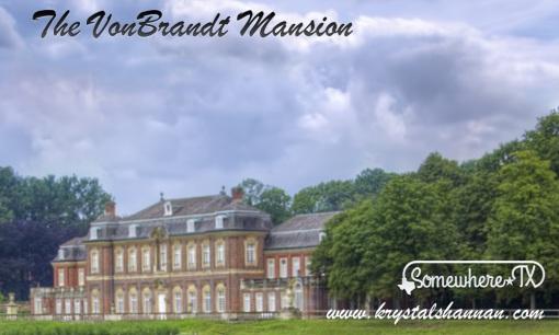 vonbrandt mansion in somewhere