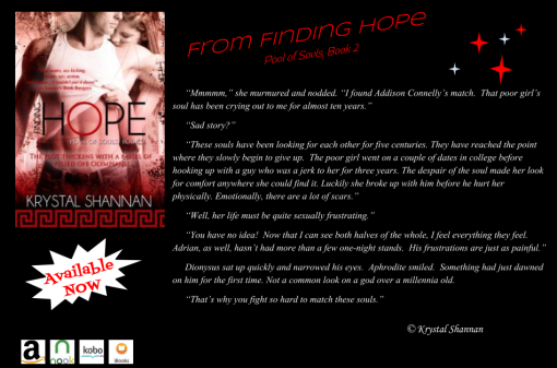 Finding Hope Graphic (Excerpt)