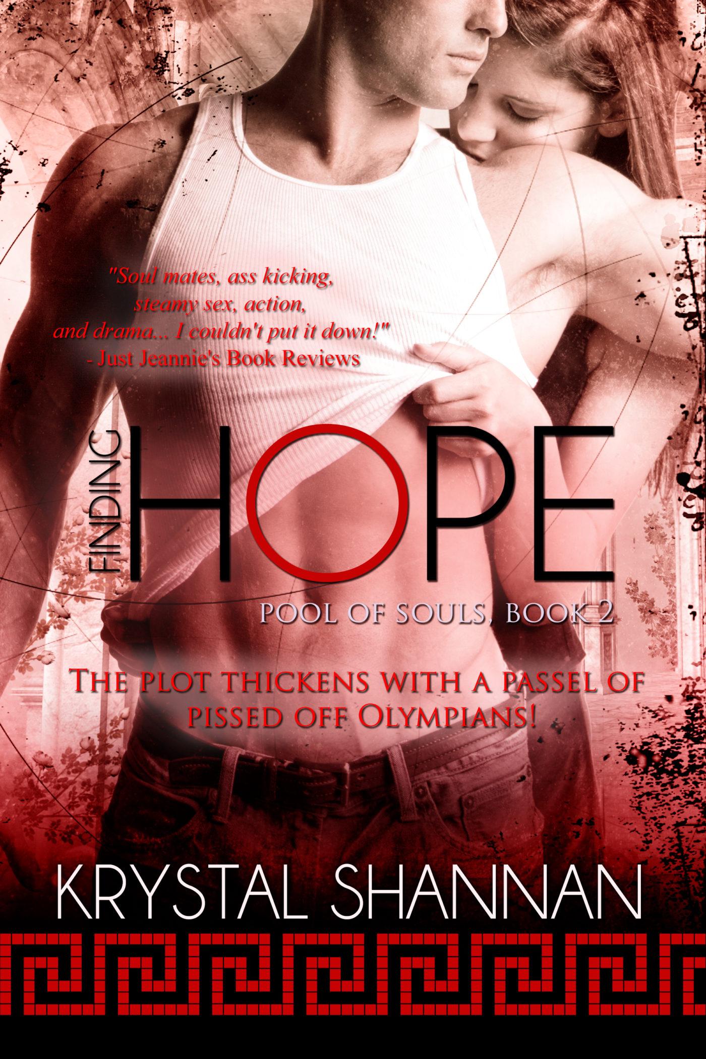 Finding Hope Pool of Souls Book 2