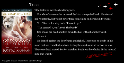 2 Unwrapping Tess Excerpt