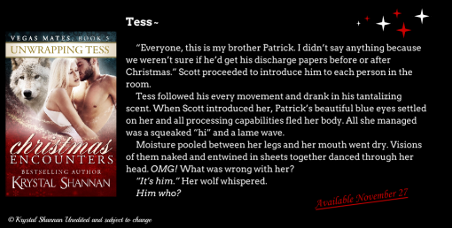 Unwrapping Tess Excerpt  (2)