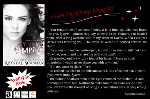 My Viking Vampire Excerpt Graphic (1)