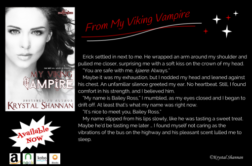 My Viking Vampire Excerpt Graphic (2)