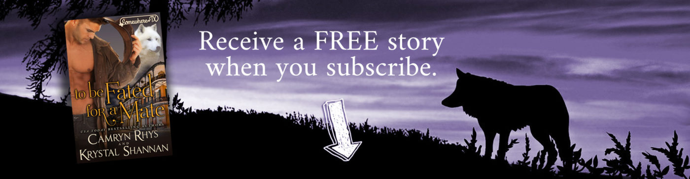 Receive a free story when you subscribe